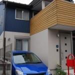 大阪八尾市H様邸 『森のような家』 外観