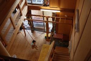 A様邸『お月見も楽しめる木製ルーフデッキのある木の家』