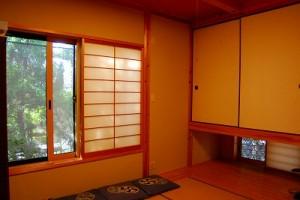 大阪狭山市N様邸 光と風の家 和室