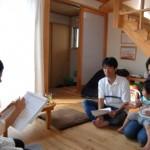 大阪枚方U様邸 『成長する木の家』取材