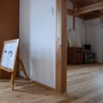 大阪八尾市H様邸 『森のような家』2階