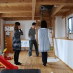 大阪八尾市H様邸 『森のような家』 子ども部屋