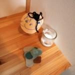 大阪枚方U様邸 『成長する木の家』 手作り