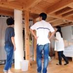 大阪枚方U様邸 『成長する木の家』