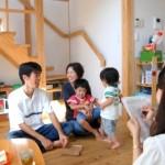 大阪枚方U様邸 『成長する木の家』 取材