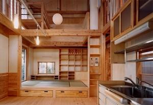 OMソーラ 無垢の木の家
