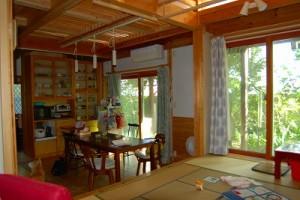 大阪狭山市N様邸 光と風の家 リビング