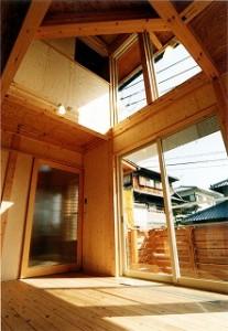 大阪府S様邸 『すっぴんの木の家』