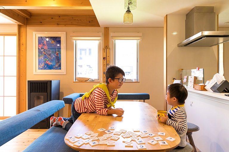 「注文住宅 陽の木の家」3年目を迎えた暮らし