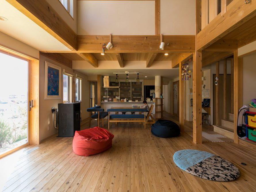 大阪で気持ちの良い空気が流れる家ならソーラーコム