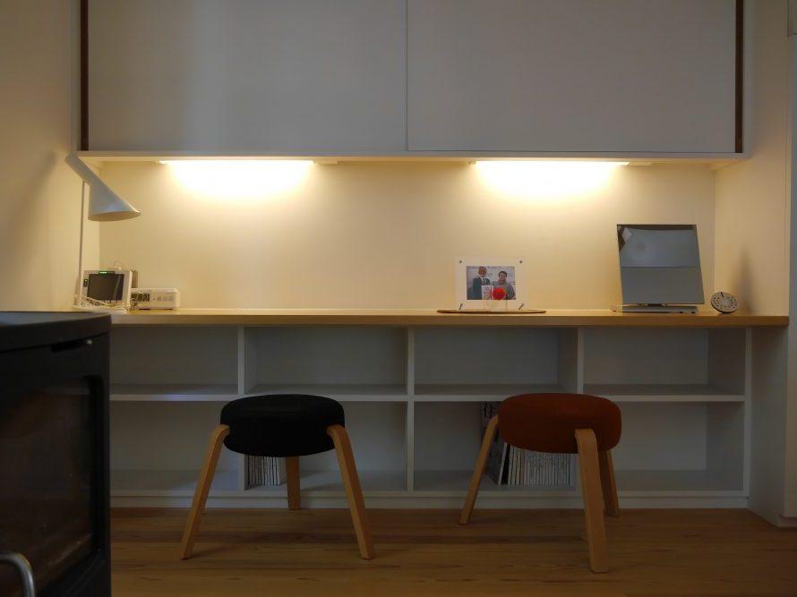 i-worksと家具の関係