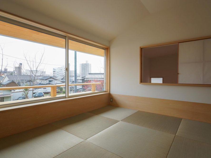 i-worksの和室